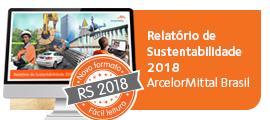 Relatório de sustentabilidade ArcelorMittal